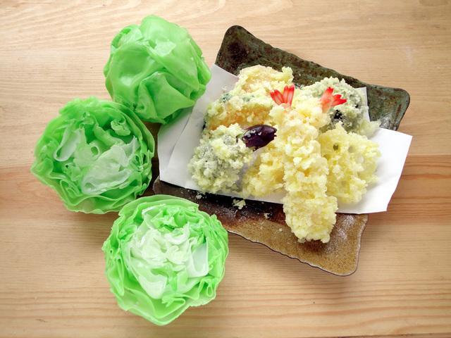 食べちゃダメだけど食べたくなる! 噂の「食品サンプル」作りが合羽橋で毎日開催中!