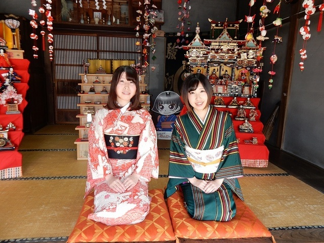 [until 8 APR] Laid-back to Samurai Period! Try to change into Samurai or  princess !! (60 min from Tokyo St.)
