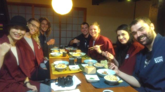 【要予約】 英語de和食教室!和牛懐石からお寿司まで・・・外国人と和食を作ってみませんか?(新宿区)