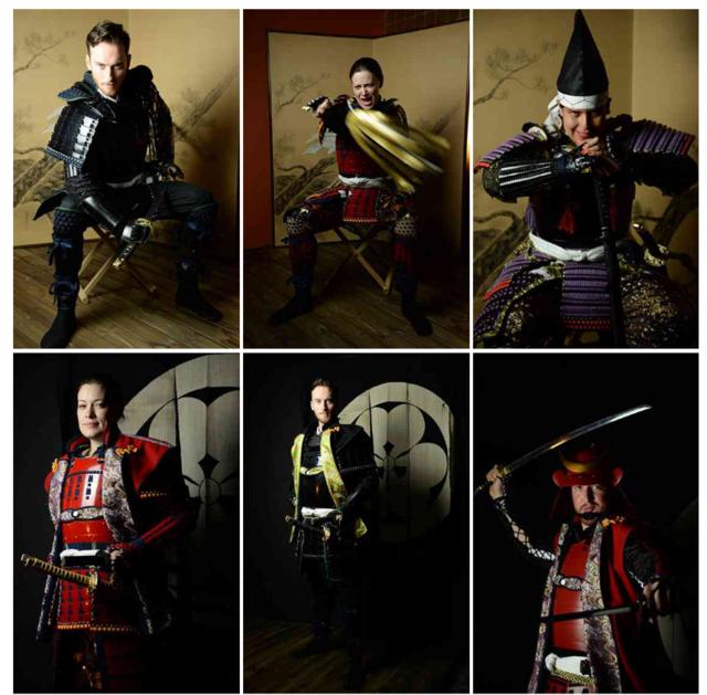 【渋谷】本物の兜・鎧を付けて連写!『甲冑撮影体験コース』