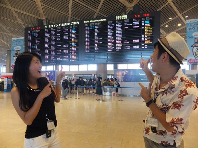 【成田空港/見学ツアー】ガイドツアー 楽しい空港ワクワク体験♪