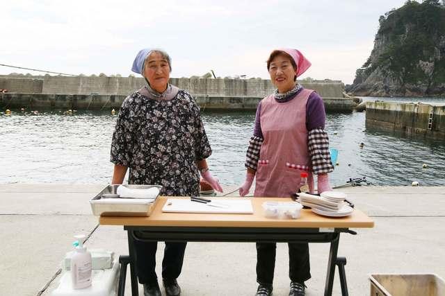 【随時】岩手の海で漁&採れたて試食体験に挑戦しよう!(岩手・田野畑村)