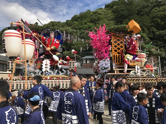 "[Saturday, Oct. 7–Sunday, Oct. 8] The ensorq-exclusive, once-a-year ""Nari-Kiri"" Be-a-Local Project is back! Be a part of the Iwate-machi Autumn Festival!"